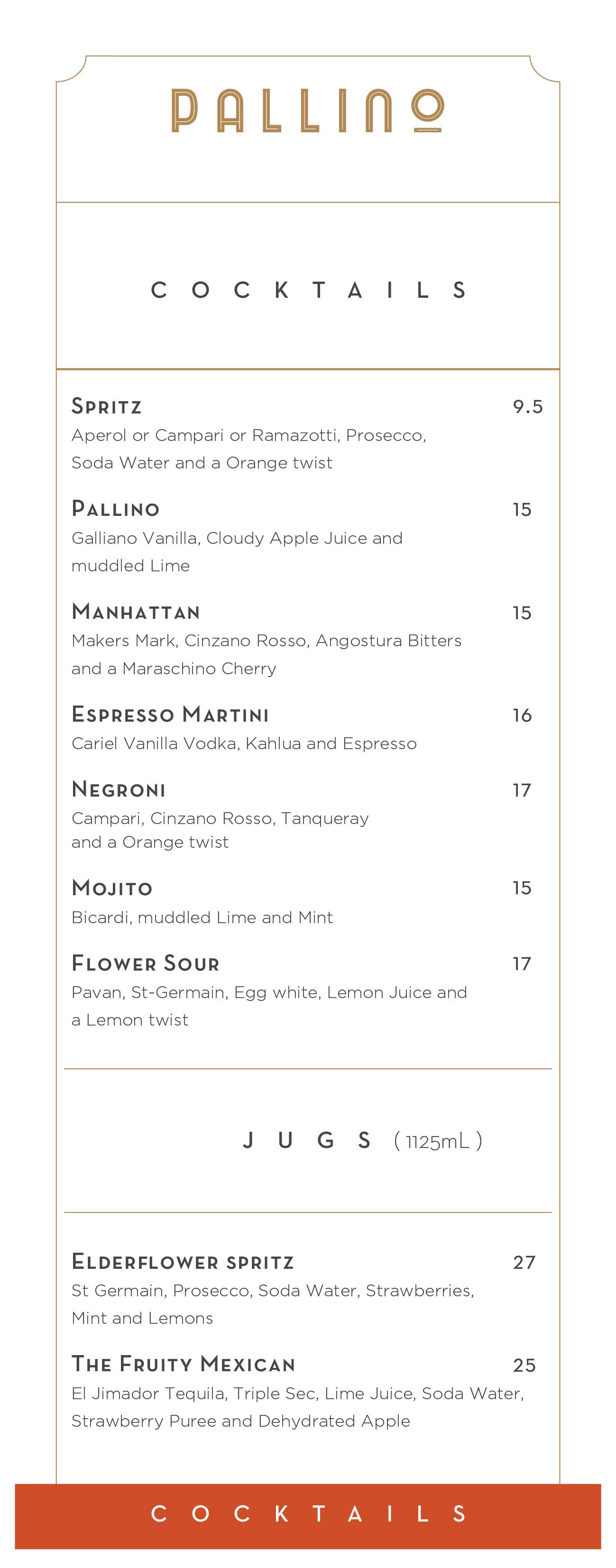 Pallino_Menu-Cocktails